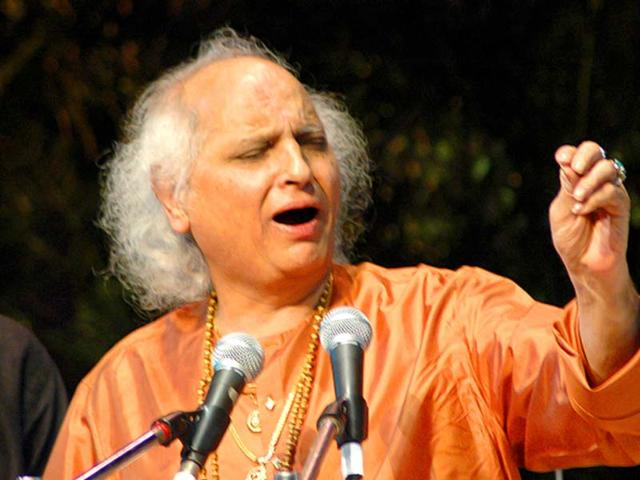 Orchestral symphony is very interesting: Pandit Jasraj