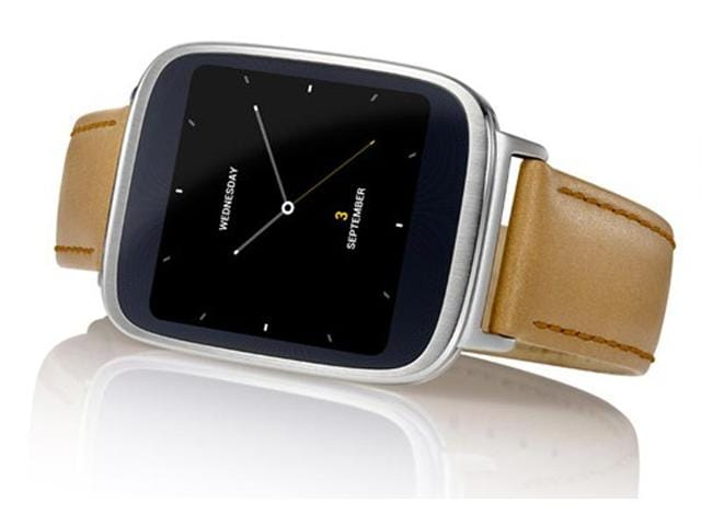 Asus,ZenWatch,Android