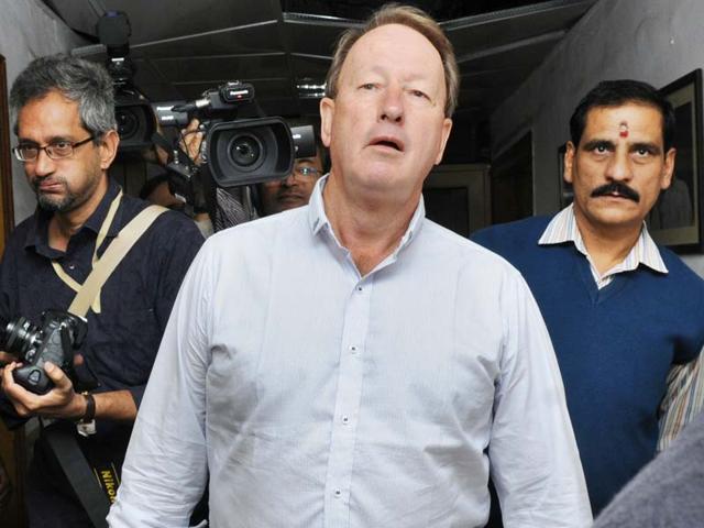 Terry Walsh,India hockey coach,Hockey India