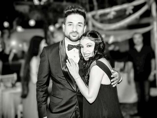 Vir Das wedding