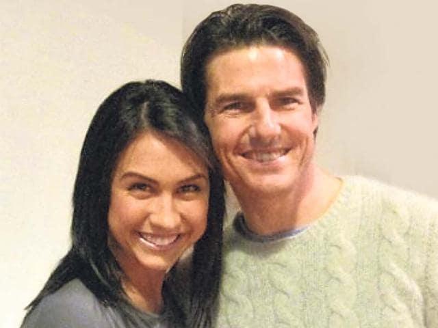 Lauren Gottlieb,Tom Cruise