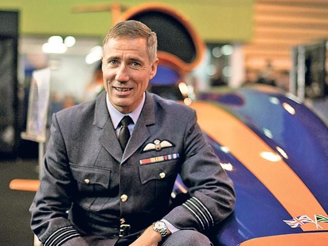 Andy Green,Royal Air Force,Bloodhound
