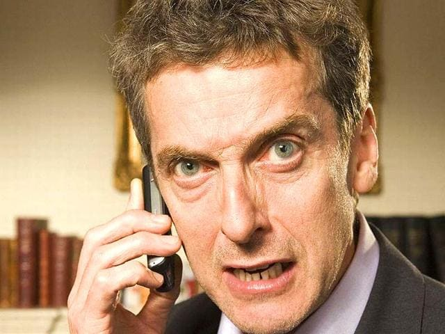 Peter Capaldi to return with Doctor Who seasons 9,10
