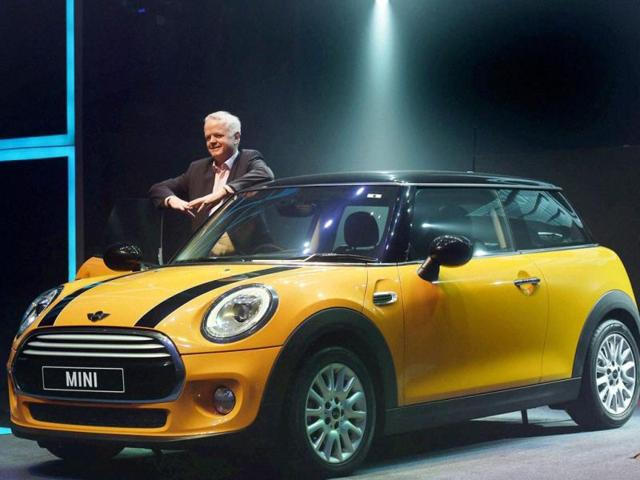 Bmw Launches Mini Cooper D Starting At Rs 32l Autos Hindustan Times