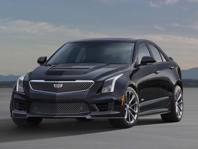 The-Cadillac-ATS-V-Sedan-Photo-AFP