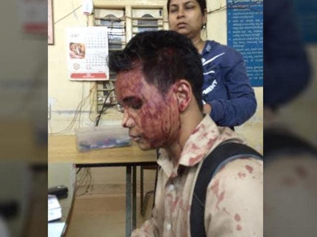 Manipuri youth assaulted,Bangalore,Kothanur area