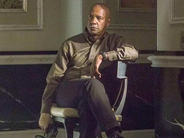 The equalizer,movie review