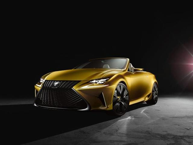 Lexus LF-C2 Concept,Lexus,LF-C2