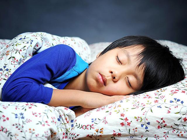 sleep routine for kid