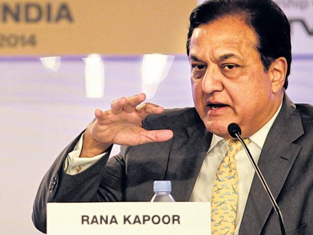 Rana Kapoor,Yes bank,interest rate