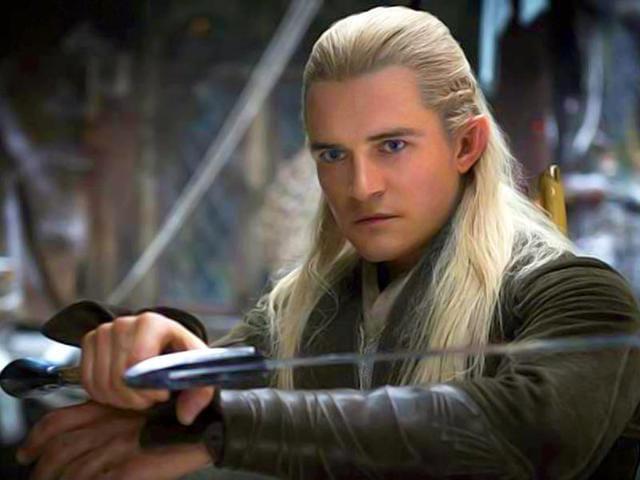 Orlando-Bloom-as-Legloas-in-The-Hobbit