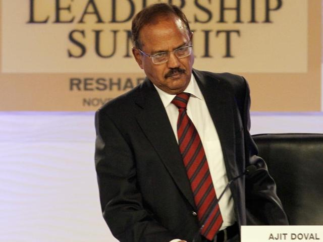 National-security-advisor-Ajit-Doval-at-the-Hindustan-Times-Leadership-Summit-in-New-Delhi-on-Saturday-Gurinder-Osan-HT-Photo