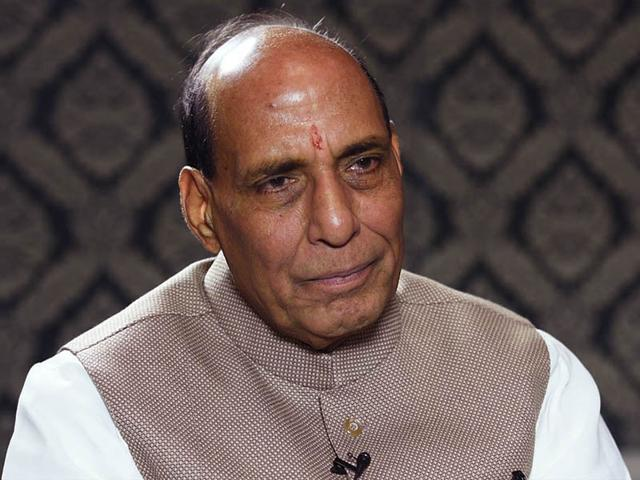 Church attacks,attacks on churches,Rajnath singh