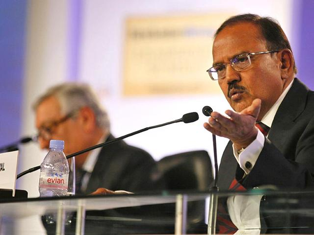 National-security-advisor-Ajit-Doval-at-the-session-titled-India-s-Future-Security-Threats-at-the-Hindustan-Times-Leadership-Summit-in-New-Delhi-on-Saturday-Raj-K-Raj-HT-Photo