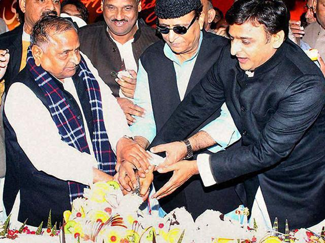 Mulayam Singh birthday,Mulayam Singh's 75th birthday