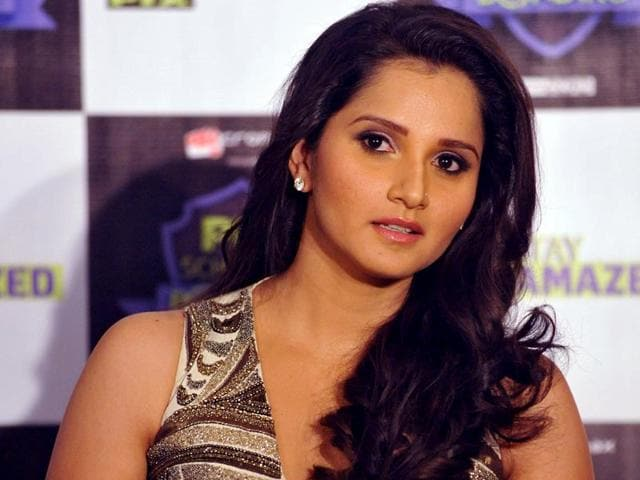 Sania Mirza,India,Tennis