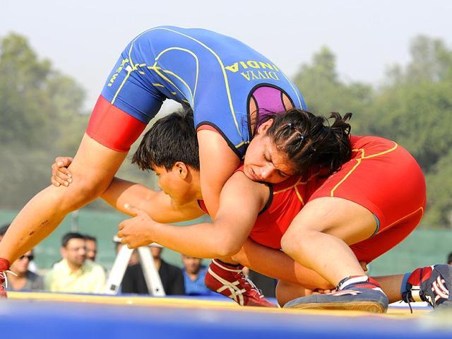 Wrestling Federation of India,Wrestling,Haryana