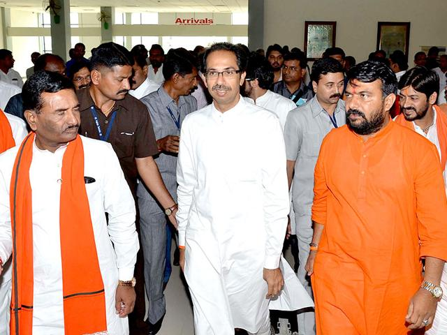 Shiv Sena,BJP,Uddhav Thackeray