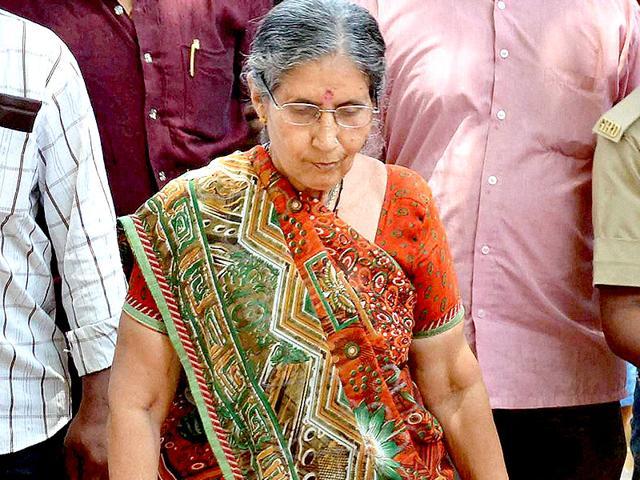 Jashodaben,Prime Minister,Narendra Modi's wife