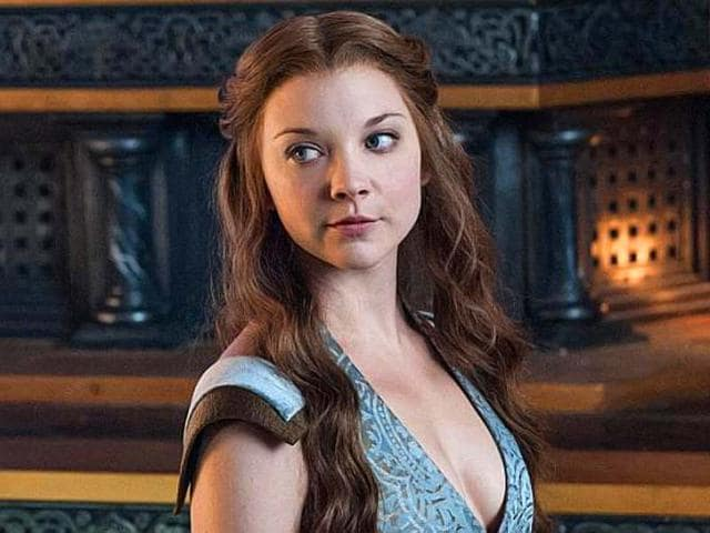 Actor-Natalie-Dormer-in-a-scene-from-popular-TV-series-Game-of-Thrones