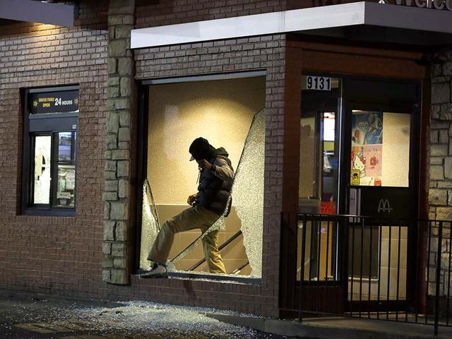 Ferguson,USA,Michael Brown