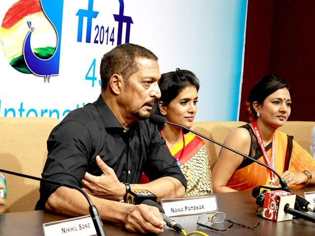 Nana-Patekar-at-International-Film-Festival-of-India-2014-Goa-Photo-Rohit-Vats-HT