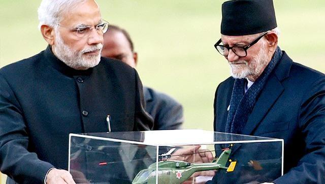 File photo of Nepal's Prime Minister and president of Nepali Congress Sushil Koirala.