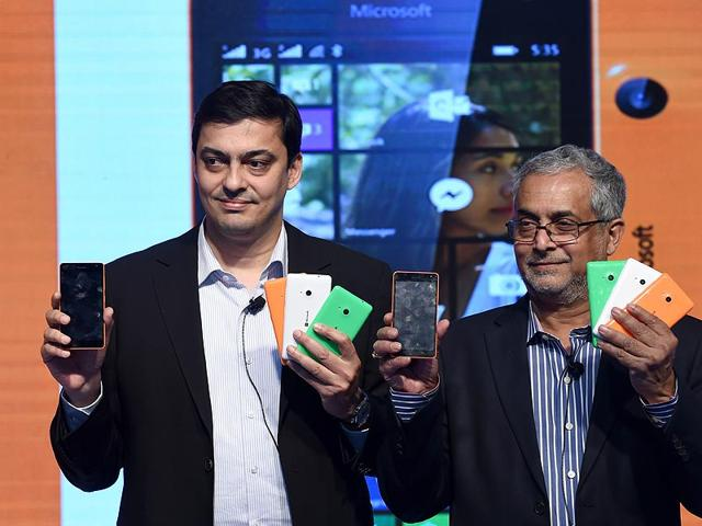 Microsoft-Devices-launched-the-Microsoft-Lumia-535-smartphone-with-the-latest-Windows-Phone-8-1-operating-system-Photo-AFP