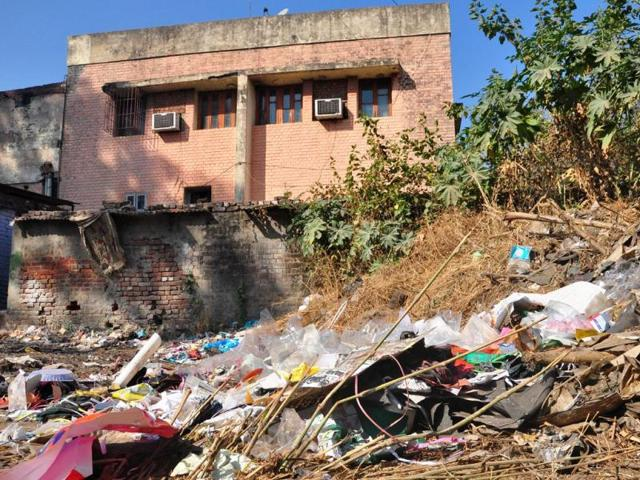 Garbage-dumped-in-various-spots-in-Phase-1-of-Industrial-Area-Chandigarh-Karun-Sharma-HT
