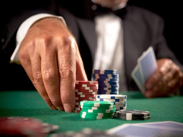 In-a-late-night-raid-on-Wednesday-at-hotel-Parth-Inn-in-Ghaziabad-police-arrested-66-businessmen-from-different-areas-of-NCR-region-and-booked-them-under-sections-of-IPC-Gambling-Act-Excise-Act-and-Prevention-of-immoral-trafficking-act-at-Masuri-police-station-File-photo-Shutterstock