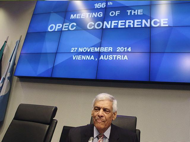 OPEC-Secretary-General-Abdullah-al-Badri-waits-for-the-start-of-a-meeting-of-OPEC-oil-ministers-at-OPEC-s-headquarters-in-Vienna-Reuters