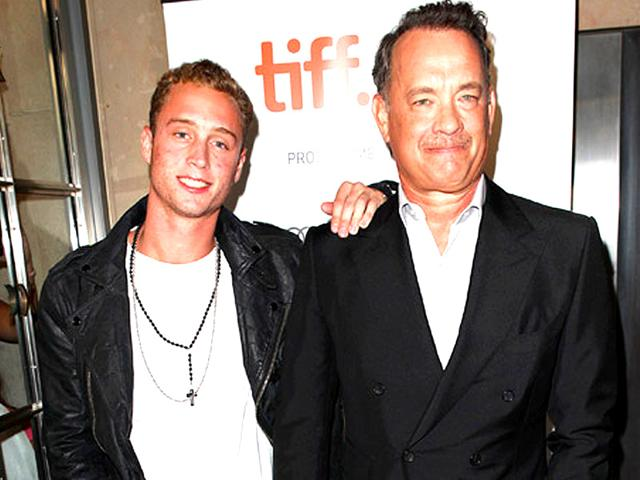 Tom Hanks' son wanted,Tam Hanks' son,Chester Hanks wanted