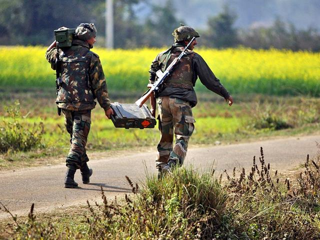 Army, police continue search operation in Banga for 3rd day