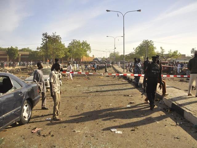 Nigeria,suicide bombing,Boko Haram