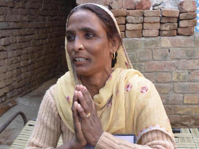 Kala Afghana,Gurdaspur,Harjit Masih