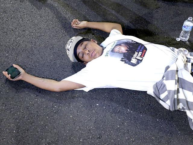 Ferguson protests,Michael Brown,Ferguson shooting