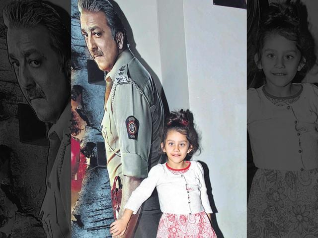 Sanjay Dutt,Iqra