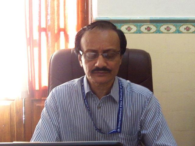 Shankar-Mohan-at-International-Film-Festival-in-Goa