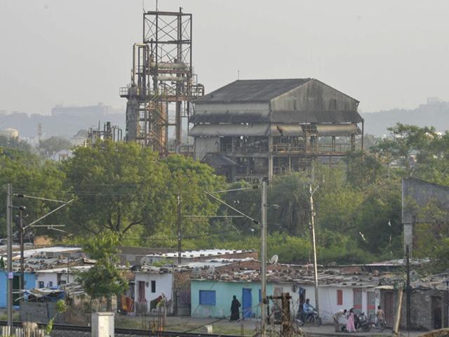 Union-Carbide-plant-in-Bhopal-Mujeeb-Faruqui-HT-file-photo