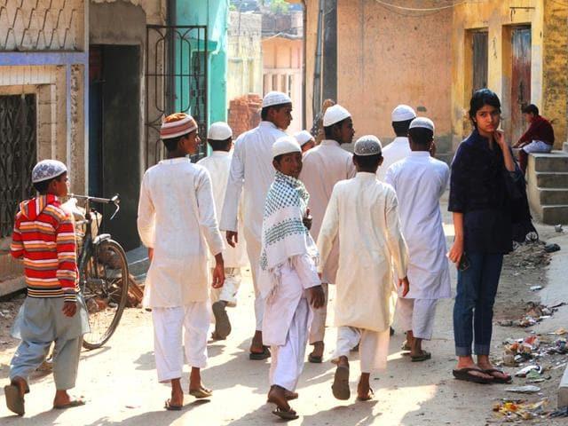 Madrasa teacher beaten up