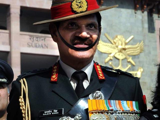 UN meet,Indian Army,Dalbir Singh