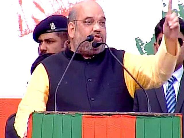 New Delhi,BJP president,Amit Shah