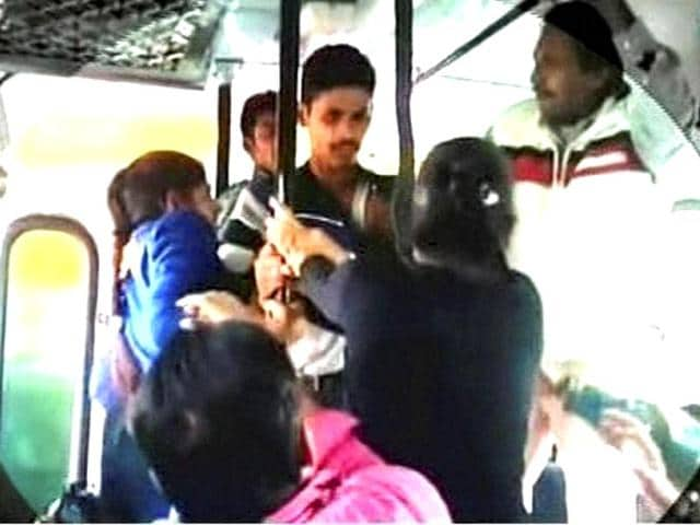 Rohtak brave girls,who fought back eve teasers,Republic day