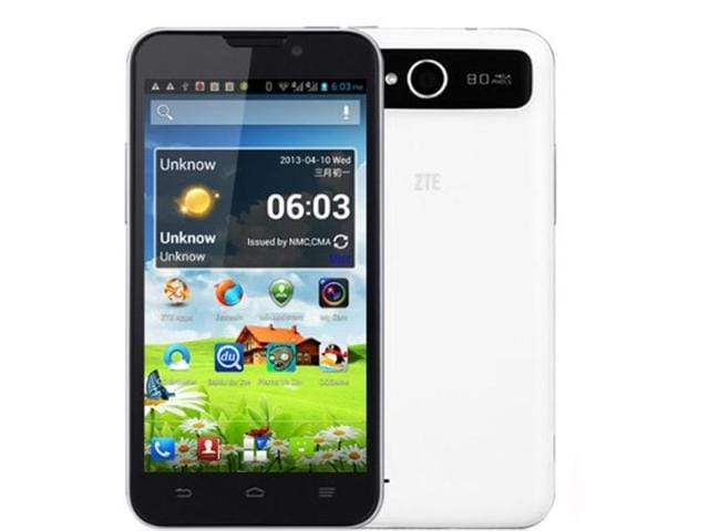 ZTE launches 'Grand S II' in India for Rs. 13,999