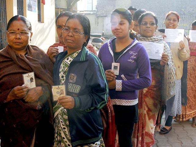 Jharkhand elections,third phase polling,voting in 17 constituencies