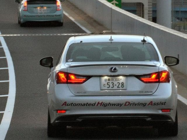 advanced driving support system,Highway Driving,Toyota Motor