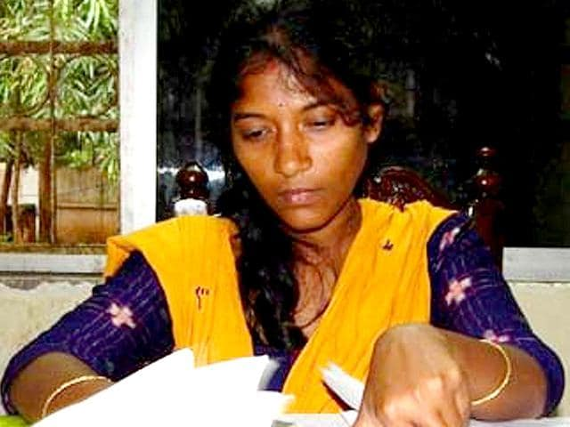 Itishree-Pradhan-was-a-contractual-teacher-in-a-primary-school-in-Rayagada-district-HT-Photo
