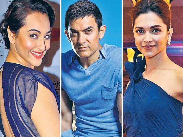 Deepika,Aamir and Sonakshi: Language no bar for Bollywood stars
