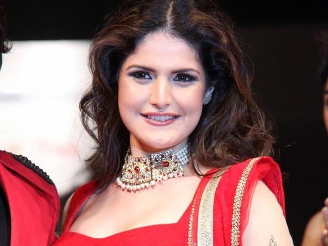 Zareen-Khan-to-shy-portray-shy-journalist