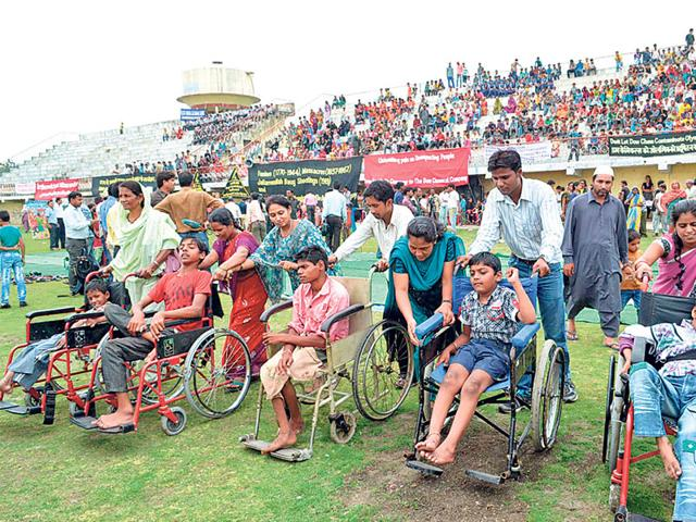 Gas-leak-affected-children-at-the-Bhopal-Special-Olympics-organised-to-protest-Dow-Chemicals-sponsorship-of-the-2012-London-Olympics-Mujeeb-Faruqui-HT-file-photo